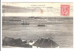 SAINT-PIERRE ET MIQUELON - Croiseurs Kléber Et D'Estrées En Rade De St-Pierre - Saint-Pierre-et-Miquelon