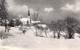 Haute Savoie, Combloux, Paysage D Hiver - Combloux