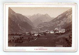 AK-0467/ Windisch-Matrey Bz. Lienz Tirol   Kabinettfoto Alois Beer ~1895 - Photos