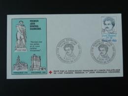 FDC Général Daumesnil Ed. Croix Rouge Périgueux 24 Dordogne 1976 - Napoleón