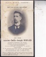 14-18 MOLHEM DULMEN Allemagne Antoine BERNARD 2 Juillet 1917 Prisonnier SUARLEE 1914 DP - Obituary Notices