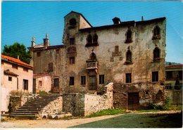Barbarano Vicentino (Vi). Palazzo Dei Canonici. VG. - Vicenza