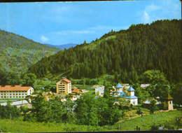Romania - Postal Stationery Postcard 1974 , Used -  Brosteni - Panoramic View  - 2/scans - Postal Stationery