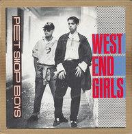 """7"""" Single, Pet Shop Boys - West End Girls - Disco, Pop"""