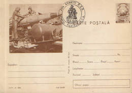 Romania - Postal Stationery Postcard Military 1968 Code - 634 - Postal Stationery