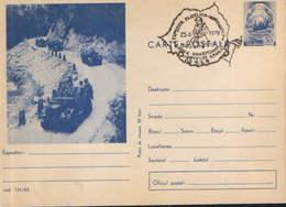 Romania - Postal Stationery Postcard Military 1969 Code - 724 - Postal Stationery