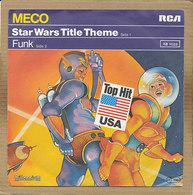 "7"" Single, Meco - Star Wars Title Theme - Disco, Pop"
