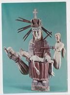 LITHUANIA  - AK 371571 Kaunas - The Kaunas State Museum Of History - Folk Sculpture - Lithuania