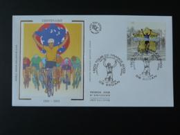 FDC Cyclisme Cycling Tour De France 2003 Sedan 08 Ardennes - Wielrennen