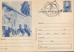 Romania - Postal Stationery Postcard Military 1969 Code - 735 - Postal Stationery
