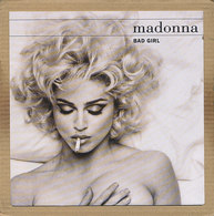 "7"" Single, Madonna - Bad Girl - Disco, Pop"