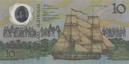 Australien P 49a 10 Dollars 26.01.1988 Polymer Gedenkausgabe UNC - Moneda Local