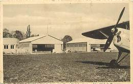 -themes Div.-ref-DD156- Aviation - Avions - Aerodromes - Aeroports - Aero Club De Provence - Edit De Marseille - - Aerodromes