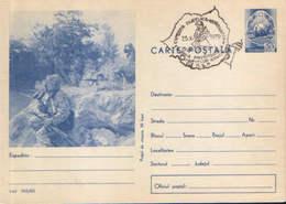 Romania - Postal Stationery Postcard Military 1969 Code - 740 - Postal Stationery
