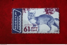 Vos Fox Fuchs Renard NVPH 2283 (Mi 2231) 2004 POSTFRIS / MNH ** NEDERLAND / NIEDERLANDE / NETHERLANDS - Period 1980-... (Beatrix)