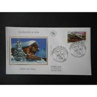FDC - Chalet Des Alpes - 18/9/2004 Mongenèvre - 2000-2009
