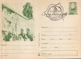 Romania - Postal Stationery Postcard Military 1971 Code - 706 - Postal Stationery