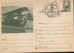 Romania - Postal Stationery Postcard Military 1972 Code - 838 - Postal Stationery