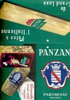 Publicité Pâtes PANZANI / 58 PARTHENAY - Francia