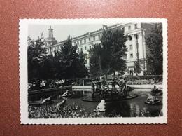 RARE Vintage USSR Photo DINAMO Postcard 1951 Russia VORONEZH. Koltsovsky Square - Rusia