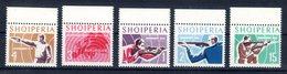 Albania 1965 Bucarest '65 -- Campionati Di TIRO --  ** MNH / VF - Albania