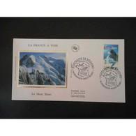 FDC - Le Mont Blanc - 20/9/2003 Chamonix Mont Blanc - 2000-2009