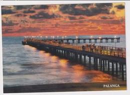LITHUANIA  - AK 371612 Palanga -Sea Bridge Of Palanga - Litauen