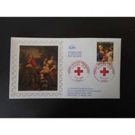 FDC - Croix Rouge - 6/11/2003 Paris - FDC