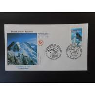 FDC - Le Mont Blanc - Oblit 20/9/2003 Chamonix Mont Blanc - 2000-2009