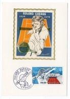 Carte Maximum 1978 - Roland Garros 1928-1978 - YT 2012 - Paris - Maximum Cards