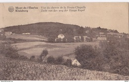 Mont-de-l'Enclus Kluisberg Vue Du Chemin De La Haute Chapelle - Kluisbergen