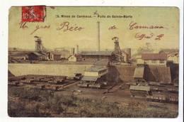 Cpa Mines De Carmaux - Carmaux