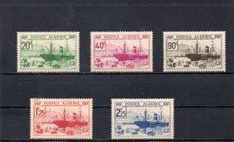 ALGERIE 1939 * - Unused Stamps