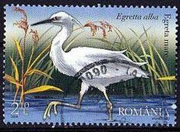 (6334) Rumänien 2009 Birds Of The Danube Delta O Used/gestempelt (A-7-26) - 1948-.... Repúblicas