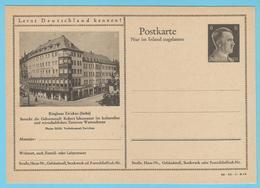 """J.M. 33 - """"Lernt Deutschland Kennen - N° 15 - Série 42-34-1-B14 - Zwickau Geburt. R. Schuman - Komponisten - Compositeur - Allemagne"""