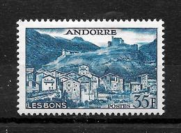 "ANDORRE : ""Les Bons""  N° 150A  Neuf **  TB  (cote 14,oo €) - Ongebruikt"