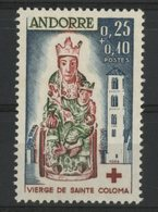 ANDORRE N° 172 Cote 35 €. Croix Rouge 1964. Neufs ** (MNH). TB - Nuovi