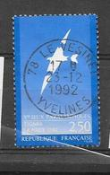 Yvert  2734 Le Vesinet Yvelines  1992 - France