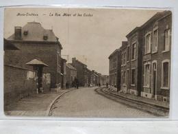 Mons-Crotteux. Rue Méan Et Les Ecoles - Grâce-Hollogne
