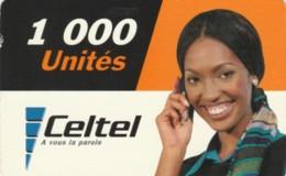 PREPAID PHONE CARD KENIA (PY42 - Kenya