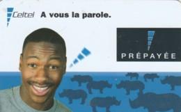 PREPAID PHONE CARD KENIA (PY45 - Kenya