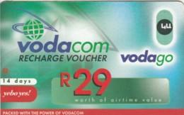 PREPAID PHONE CARD SUDADRICA (PY55 - Sudafrica