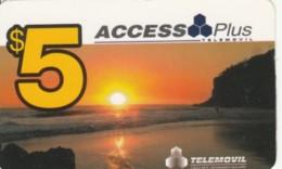PREPAID PHONE CARD EL SALVADOR (PY81 - El Salvador