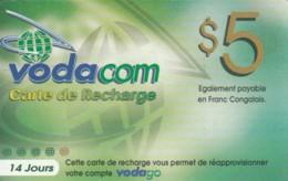 PREPAID PHONE CARD CONGO (PY83 - Congo
