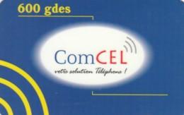 PREPAID PHONE CARD HAITI (PY86 - Haiti