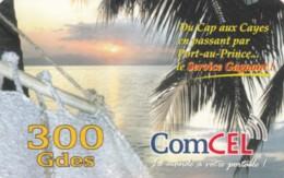 PREPAID PHONE CARD HAITI (PY101 - Haïti
