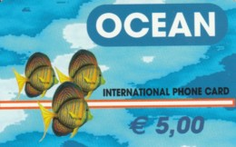 PREPAID PHONE CARD ITALIA (PY161 - Italy