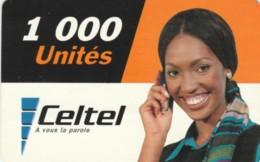 PREPAID PHONE CARD KENIA (PY190 - Kenya