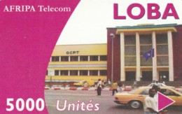 PREPAID PHONE CARD CONGO (PY191 - Congo