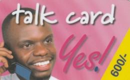 PREPAID PHONE CARD TANZANIA (PY192 - Tansania